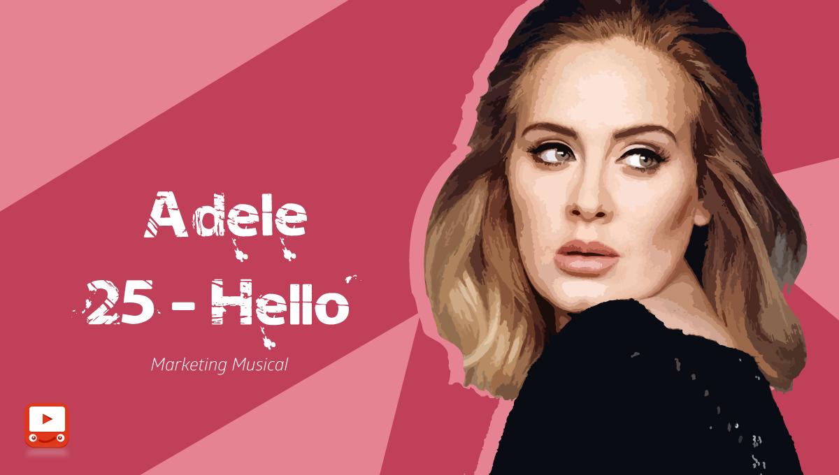 Adele sorprende con su éxito Hello