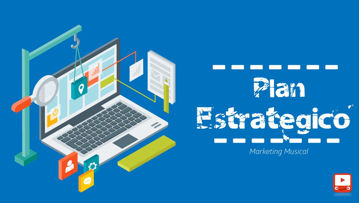 Plan estratégico de marketing musical para artistas